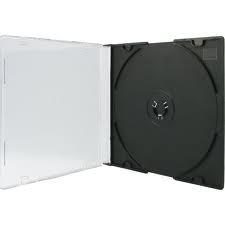 CD JEWEL CASE 5.2MM SLIM