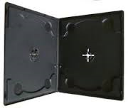 7 MM HALF SIZE DVD CASE DOUBLE
