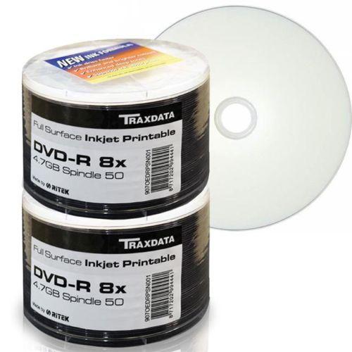 RITEK TRAXDATA G05 FFP DVD-R NEO
