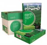 earth 80 gsm office paper photocopy lazer