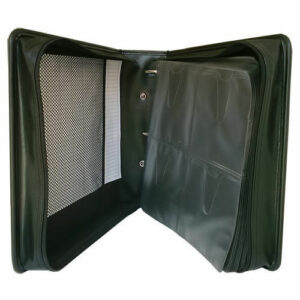 NEO LEATHER 240 CD DVD CARRY CASE