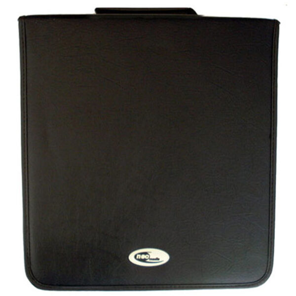 500 CD DVD STORAGE BAG CARRY CASE BY NEO MEDIA