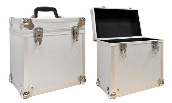 NEO LP 50 12 INCH VINYL STORAGE CASE BOX