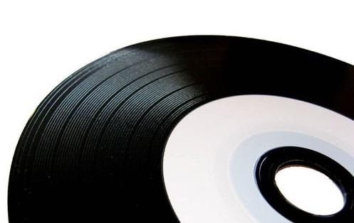 TRAXDATA CD-R BLACK BOTTOM