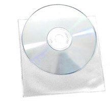 100 MICRON CD DVD PP SLEEVE TO OLD ONE DISC STRONG NEO MEDIA