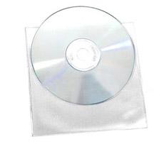 NEO 150 MICRON CD DVD SLEEVE HIGH GRADE MATRIX