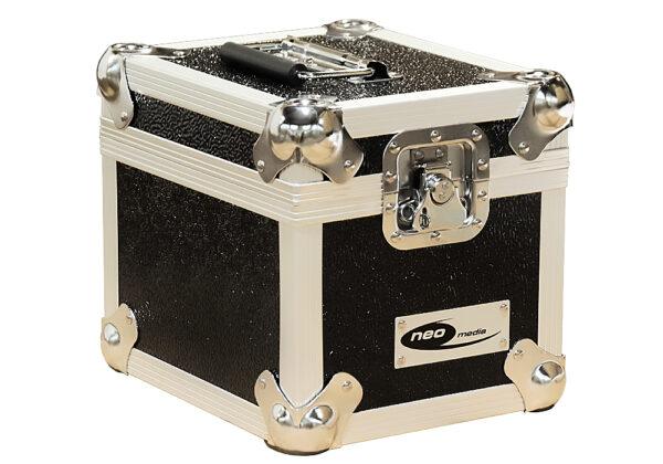 """neo media 100 7"""" single vinyl storage case box"""