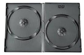 7MM DVD CASE DOUBLE SLIM NEO MEDIA