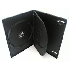 3 WAY DVD STORAGE CASE
