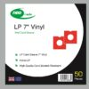 neo lp red card sleeve vinyl protection