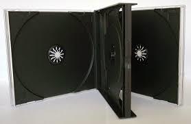 CD BLACK TRAY 4 WAY NEO