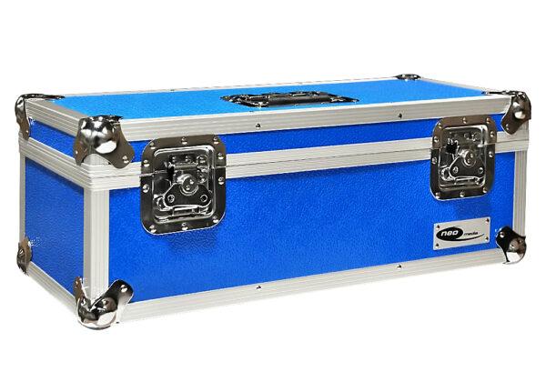 """300 45S 7"""" BLUE VINYL SOTRAGE CASE NEO"""