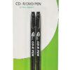 neo 2 pack pen cd dvd marker