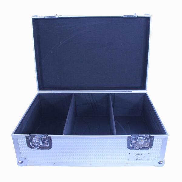 "storage case for 7"" vinyl singles 45s"