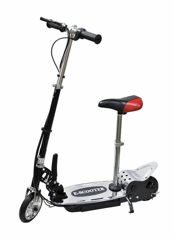 silver 140w e scooter