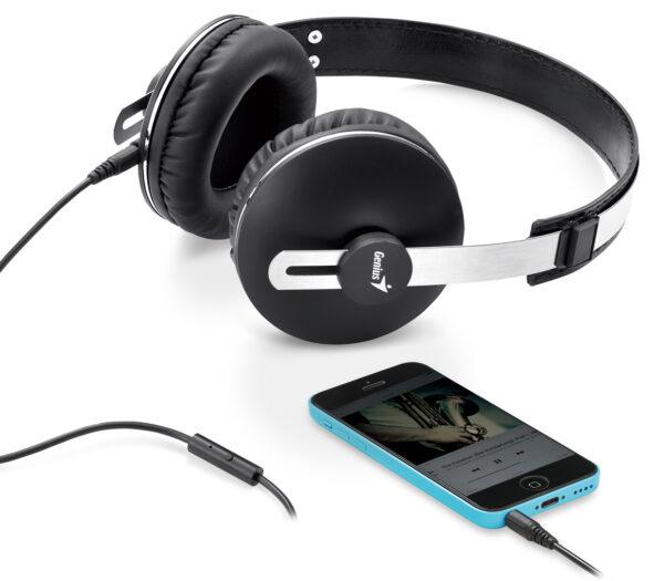 Genius HS-M435 - headphones with mic