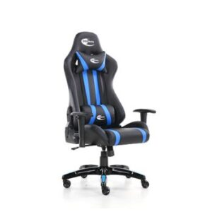 neo blue high back office racing gaming chair