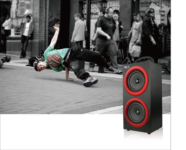 NEO PORTABLE BLUETOOTH SPEAKER