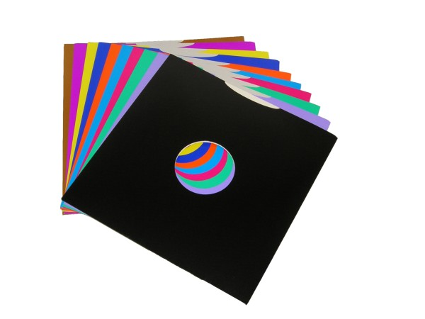 12 inch lp vinyl sleeves