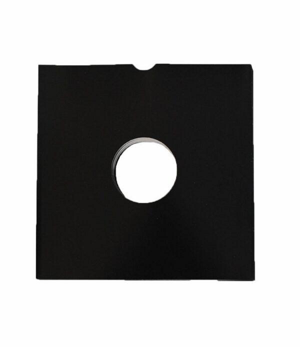 "neo 12"" VINYL lp card protection sleeve vinyl BLACK"