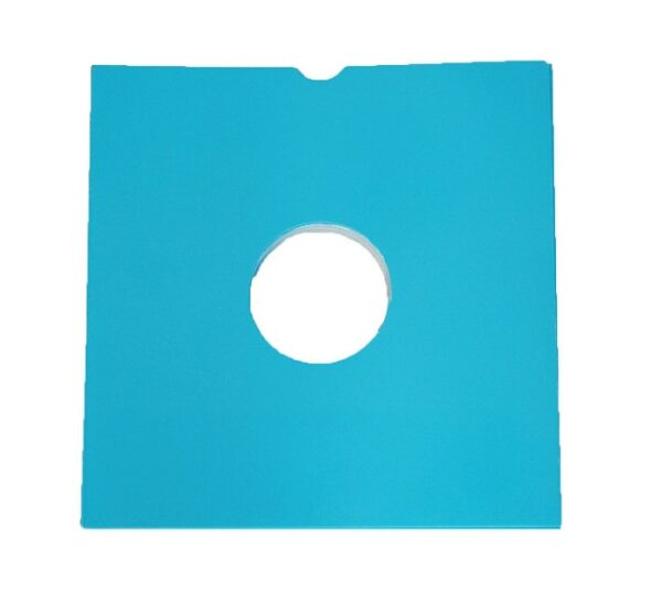 "neo 12"" VINYL lp card protection sleeve vinyl bLUE"