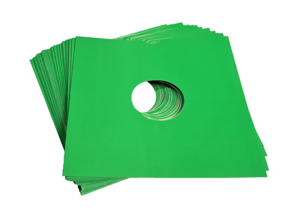 "neo 12"" VINYL card protection sleeve green"