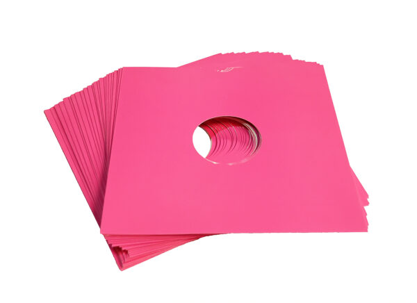 "neo 12"" VINYL lp card protection sleeve vinyl pink"