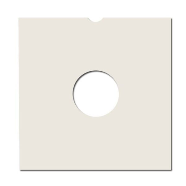 "neo 12"" VINYL lp card protection sleeve vinyl White"