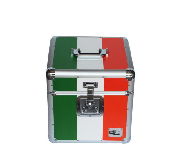"Ireland Flag LP 100 12"" STORAGE CASE"