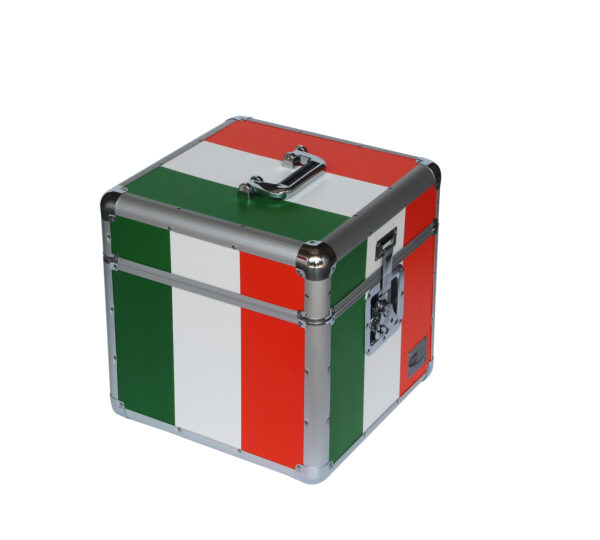 "Neo Irish Flag LP 100 12"" STORAGE CASE"