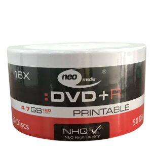 neo dvd+r ffp 16x optical discs