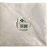 "12"" 100gsm premium kraft white polyliner lp inner sleeve"