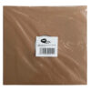 """12"""" 350gsm brown card lp jacket with hole"""