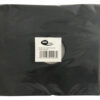 """12"""" LP Record black paper sleeve with hole"""
