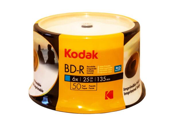 KODAK BD-R FULL FACE PRINTABLE