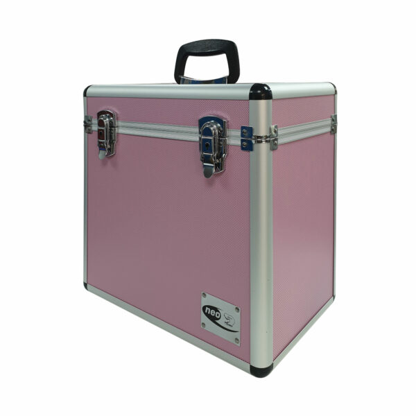 Pink LP Storage Case