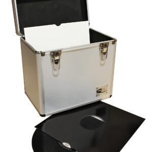 lp silver 50 capacity box