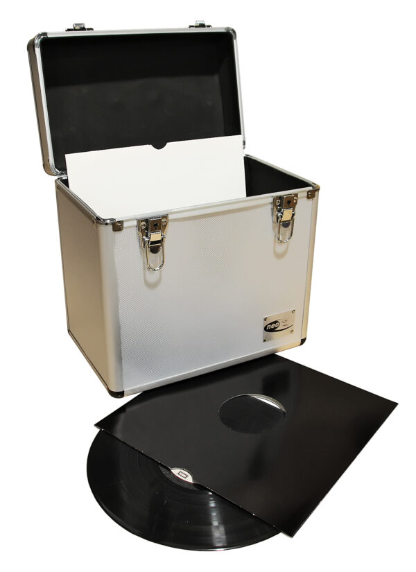 lp silver 50 capacity box
