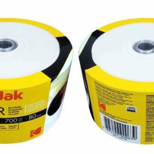 KODAK CD R 50 PACK