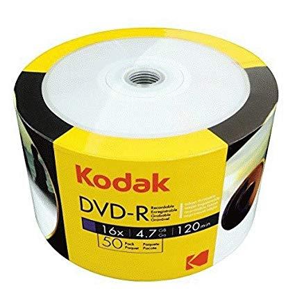 kodak dvd-r ffp