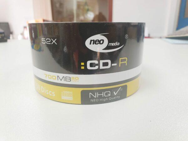 cd-r logo neo media