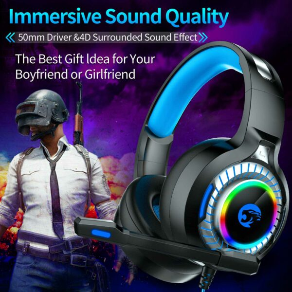 Headset for Gaming