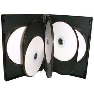 8 way dvd case 27mm