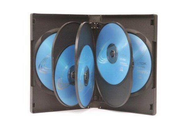 dvd case 10 way