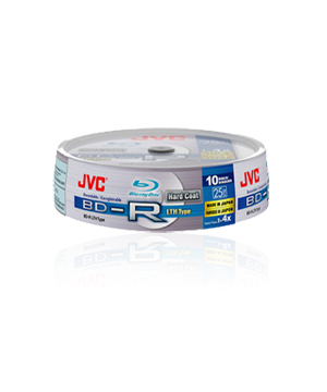 jvc blu ray discs