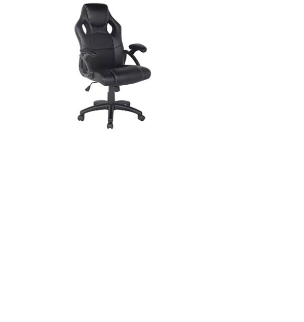 black neo office chair